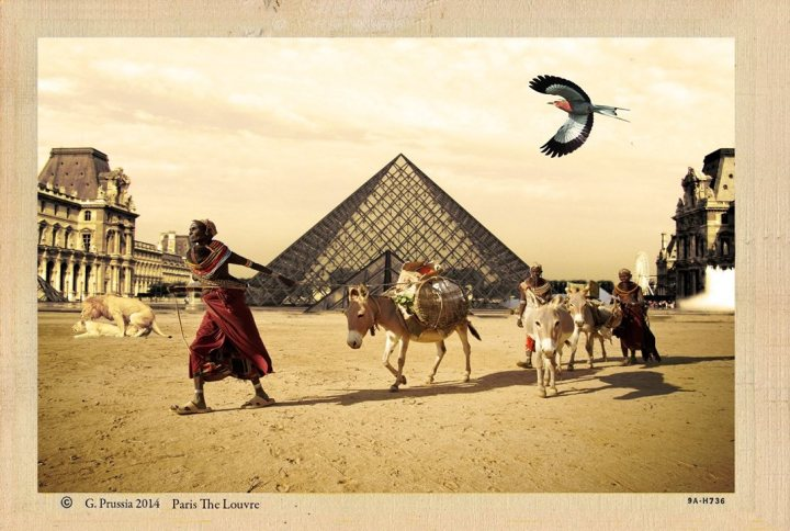Il Louvre inAfrica