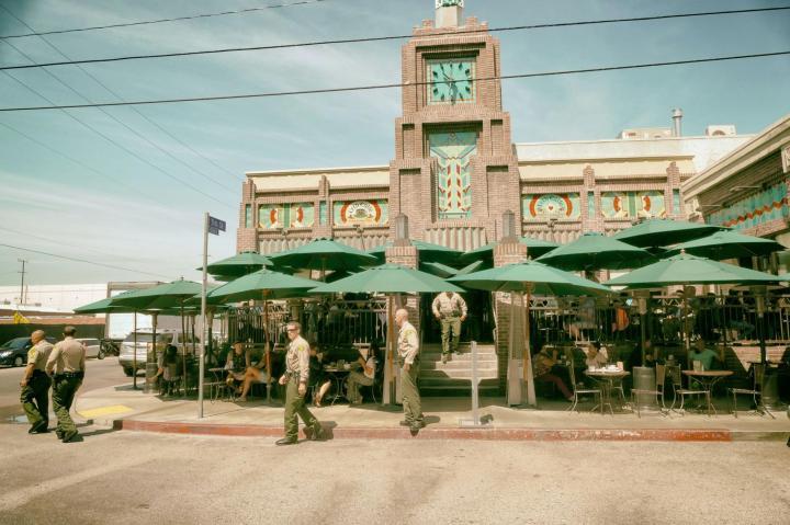 Urta Cafe' Downtown LosAngeles