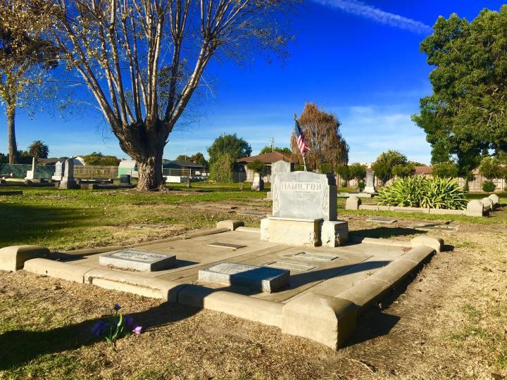Steinbeck Grave